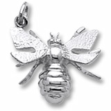 Bee Charm/Pendant  - Special Order Only