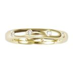 Yellow Eternity Band