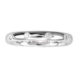 White Eternity Band