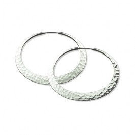 Eclipse Hoop Earrings 46mm