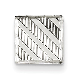 Square Tie Tac Diagonal Pattern