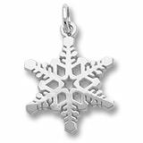 Snowflake Charm/Pendant