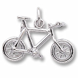 Mountain Bike Charm/Pendant