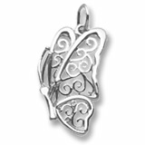 Butterfly Charm/Pendant