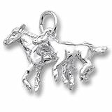 Horse & Colt Charm/Pendant