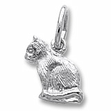 Cat Charm/Pendant - Small