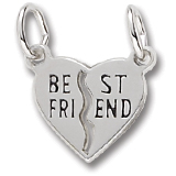 Best Friend Split-able Charm