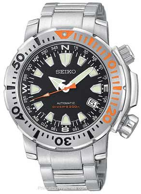 Sale! Automatic Dive Watch 23 Jewel