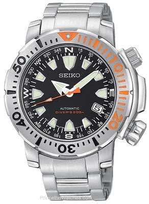 Sale! Automatic Dive Watch 23 Jewel