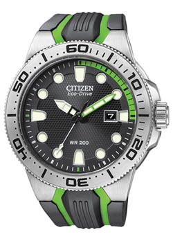Scuba Fin Citizen Gents Watch