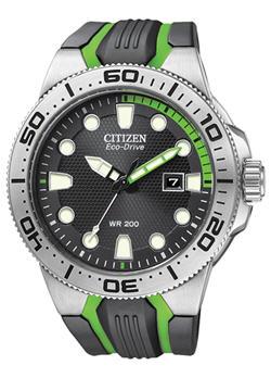 Scuba Fin Citizen Gents Watch